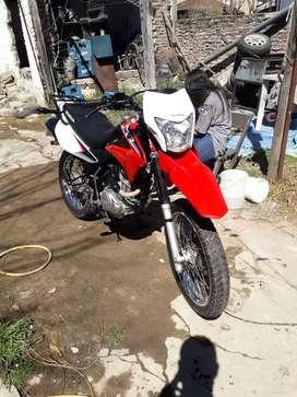 Honda xr150 todos los papeles