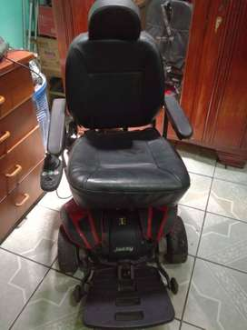 SILLA RUEDAS ELECTRICA Jazzy select Elite