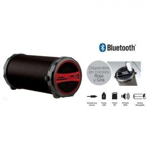 Parlante Multimedia Bazuka Bluetooth Micro Sd 0