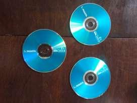 dvd virgen los 3