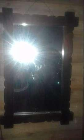 espejo de Roble