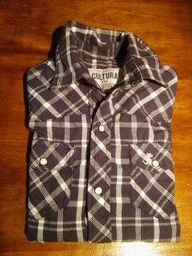 Camisa Cultura Niño