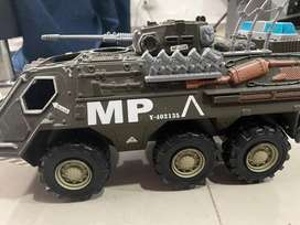 F-594 Armored US Military 12 vehicule