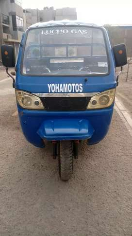Moto Carguero ARTZUN