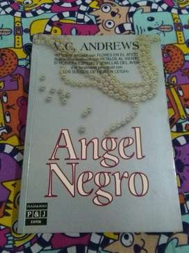 Angel Negro V. C. Andrews . libro Novela Terror
