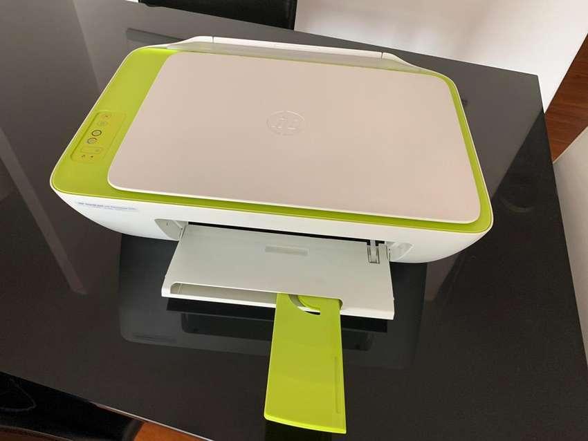 Impresora y scanner multifuncional HP
