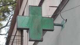 Cruz de farmacia