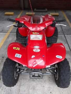 Vendo Cuatrimoto Honda 300cc