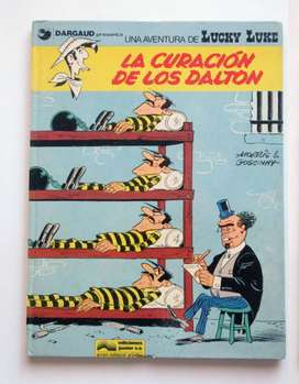 Cómics Europeos - Blueberry, Lucky Luke, Spirú, Rip Kirby