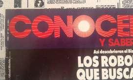 Revista Conocer Y Saber Año 1989 Numero 10