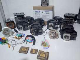 Servicio técnico de videobeam y repuestos