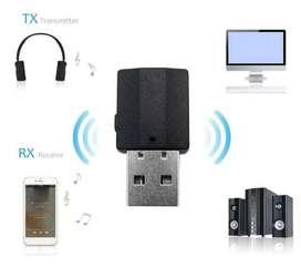 Bluetooth 2 en 1 Receptor y Transmisor