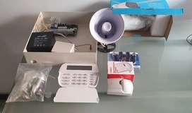 Se vende alarma dsc 585