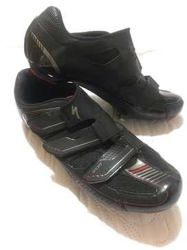 Zapatillas specialized para  bicicleta de ruta