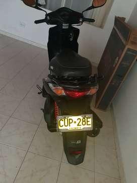 Vendo moto buen estado