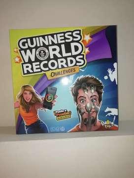 Juego de mesa Guinness wordl records