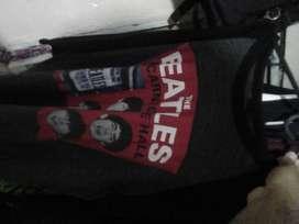 Venta de camisetas rockers