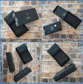 Linterna Recargable Doble Función + Estuche - Potencia 12.000 kv