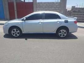 Toyota corolla año 2012 motor 1.6