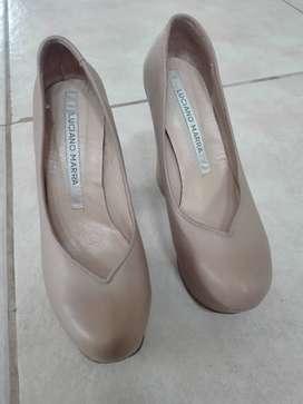 Zapatos de fiesta - Luciano Marra - talle 35 - 368000