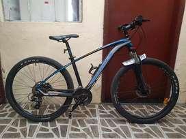 Vendo bicicleta optimus Sirius x