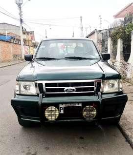 Vendo ford ranger 2004 solo interesados