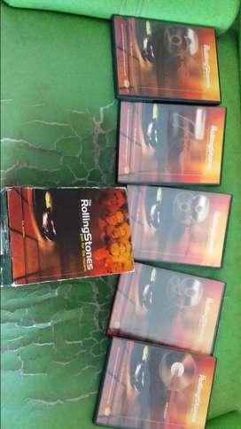 DVD DE LOS ROLLING STONES