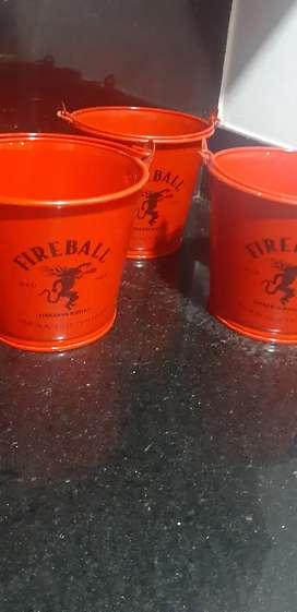 Hieleras Fireball
