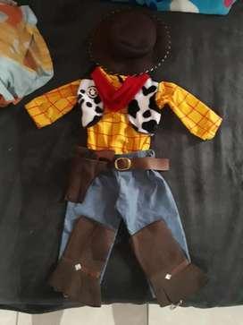 Disfraz de Woody
