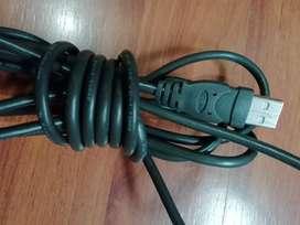 Cable de Extension optical para datos y transferencias Usb Belkin