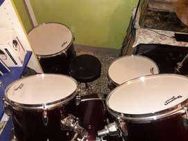 Bateria Discovery Drums