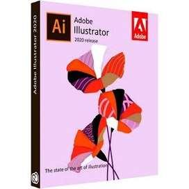 Programa Illustrator 2020