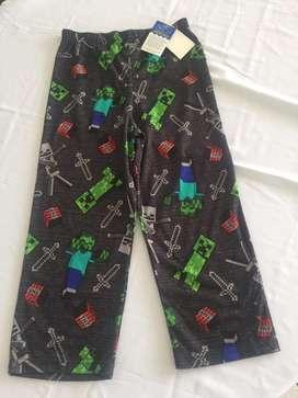 Pantalon pijama Minecraf