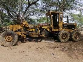 Motoniveladora Caterpillar  modelo 120 serie 14K1823