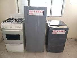 Se vende combo  nevera ,lavadora y estufa en buen estado y funcional