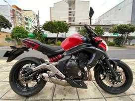 Kawasaki er6n 2013 650cc perfecto estado