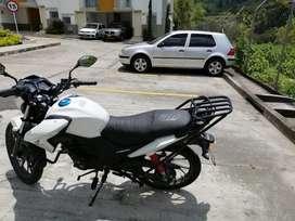 Parrilla para moto
