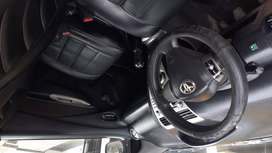 Toyota yaris color negro 2012 aros de magnesio semi full como nuevo unico dueño