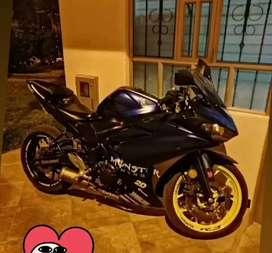 Vendó Yamaha r3 modelo 2015