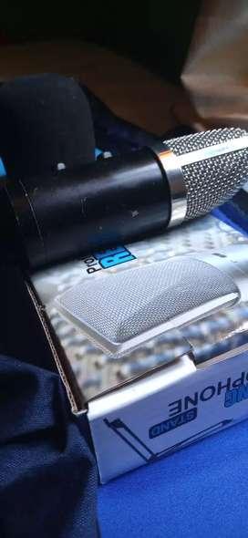 Microfono condensador para estudio de Grabación semi nuevo
