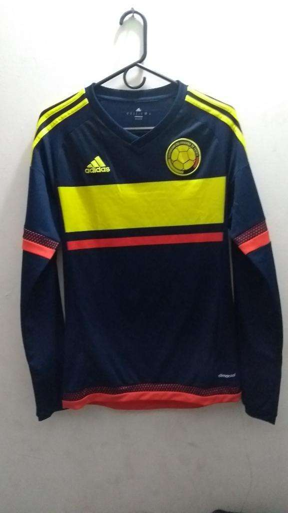 Camiseta Colombia Original Manga Larga 0