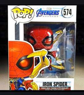 Funko Pop Iron Spider Advenger Endgame Original