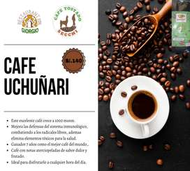 Café Secchi 100% Peruano