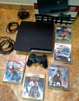 PLAY 3 ORIGINAL SLIM IMPECABLE 3N CAJA