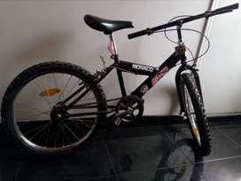 Bicicleta Monaco-evo, 4 años de uso