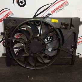 Electro Ventilador Chevrolet Sonic 5225 Oblea:02851400