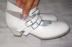 Zapatos con taconcito