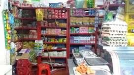 Ganga tienda en juan pablo ll