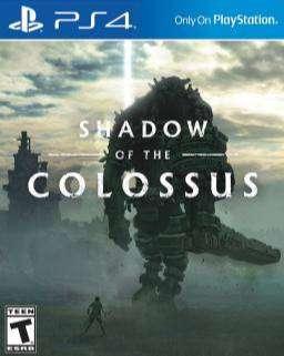 Juego Shadow of the Colossus para PS4 Nuevo