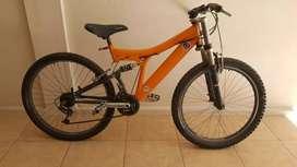 Bicicleta Downhill Usada $ 115